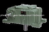 WORM GEAR SPEED REDUCER;Worm reducers series X(WPX)