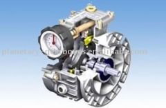 Stepless Variable Speed Control Induction Gear reducer Motors