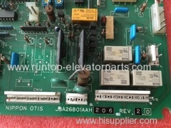 Elevator parts PCB JBA26801AAH206 for OTIS elevator