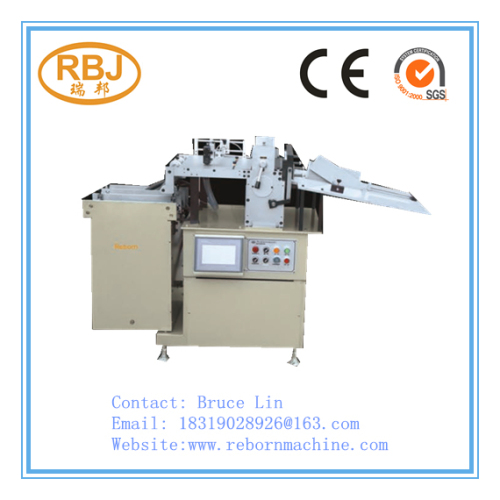 High Speed Sheeter Device