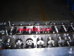 Air duct Lock Forming Machine