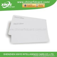 Smart Card HF RFID con chip NATG 213/215/216