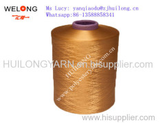 dyed polyester yarn DTY
