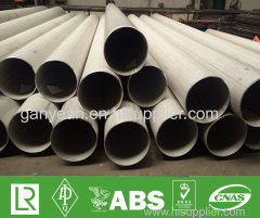 SUS316L Material Welded Stainless Steel Pipes