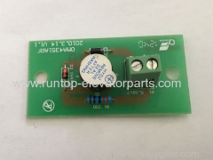 Elevator parts PCB OMA4351ARF for OTIS elevator