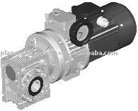 right angle NMRV63 worm gear reducers