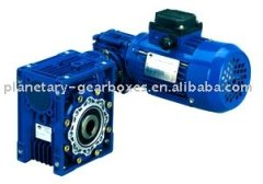 Planetary series Stepless variable speed gear box / stepless speed variable with Electric