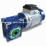 R series helical gear ac motor speed reducer