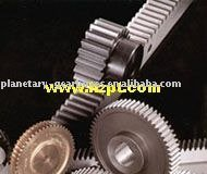 custom rack and pinion gears