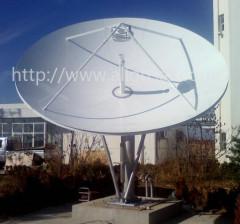 Alignsat 3.7m DBS Band Limit Motion Antenna