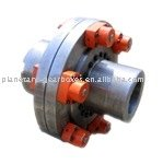 Aluminum Flexible diaphragm motor shaft coupling SGS40C