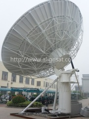 Alignsat 9.0m Earth Station Antenna