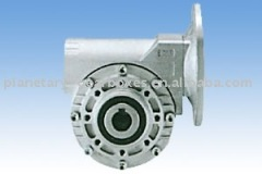 220V 130mm worm gearmotor with stepless variable speed