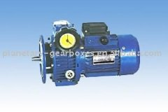 stepless speed varitor Worm gear motor
