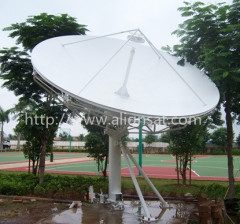 Alignsat 4.5m DBS Band Earth Station Antenna