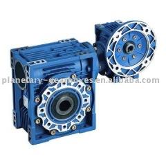 AOKMAN RV Series 90 Degree Worm Gear Motor Speed Reducer