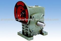 RV type worm gear reducers worm gear boxes gear motors
