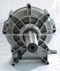 China guomao worm gear speed reducer for electric motor