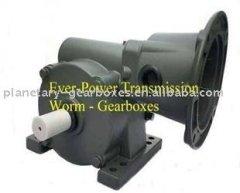 hydraulic winch drive planetary gear reducer