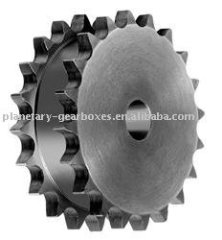china manufacturer double single sprocket