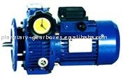 Transmission Worm Stepless Variable Speed Motor Reducer Gear box