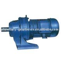 K series helical-bevel geared motor/speed reducer