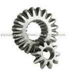 High speed steel cone bevel gear for wire drawing machine parts supplier
