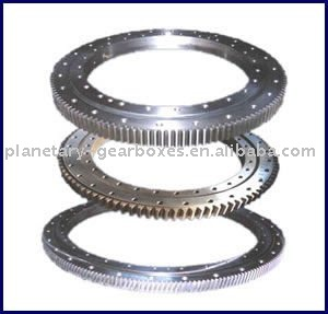 Excavator slewing bearing 9129521 RB50040UUCCO slewing bearing