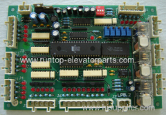 Elevator parts PCB LPB-II for OTIS elevator