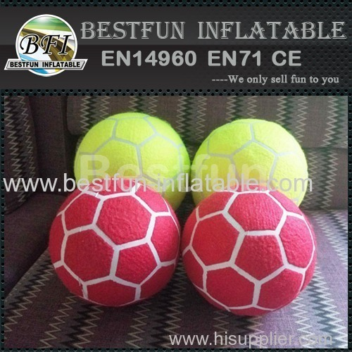Inflatable sticky Soccer Ball for Dart Board Games