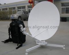 Alignsat 1m Flyaway Antenna