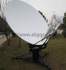 2.4m Lightweight Flyaway Antenna