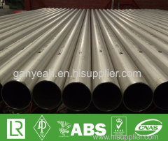 316L Grade Annealed And Pickled Welded Pipe