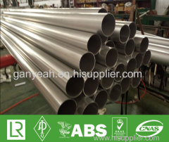 TP310S Welded Beveling Pipe And Tube