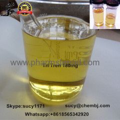Semi Finished Injection Steroid Tri Tren Blend 180mg Per ML