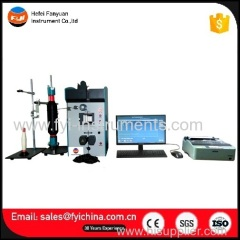 China Hotcakes Textile Equipment Yarn Evenness &Hairiness Tester
