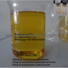 Mix Semifinished Injection Steroid Tri Deca 300 For Bodybuilding
