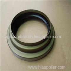 High Quality NBR/EPDM/Silicone Rubber Oil Seal Double Lips Oil Seal Hydraulic Seal