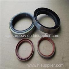 Auto Parts Rubber Oil Seal Hydraulic Pressure Oil Seal Rubber Accessories Excavator Accessories