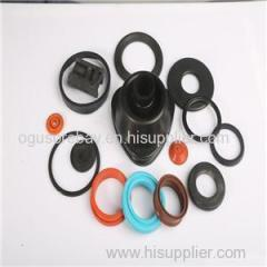 NBR Rubber Parts Customized Mold Rubber Parts Rubber Ball For Auto Spare Parts