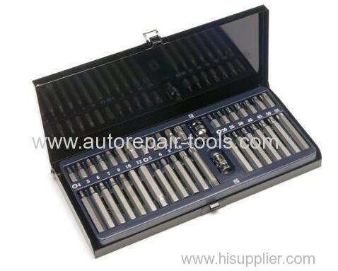40pcs Screwdriver Bit Socket Set