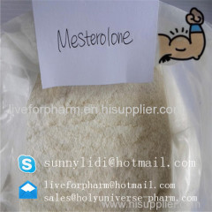 Oral steroid Mesterolone Proviron Muscle building Cas1424-00-6