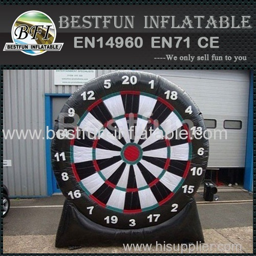 Outdoor Inflatable Soccer Dart Boards