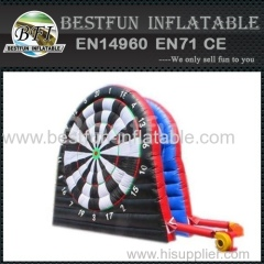 Double Kids and Adults Inflatable Foot Darts