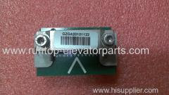 Elevator parts PCB ABA21700Y9 for OTIS elevator
