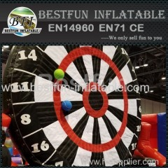 Giant Outdoor dart inflatable game