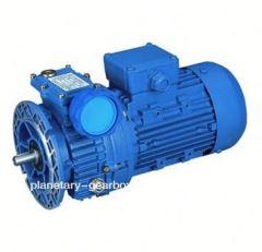 Монтаж электрического двигателя iec b3