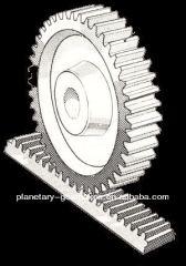 Solar System sliding gate gear rack800kg Remote Control/sliding gate gear rack