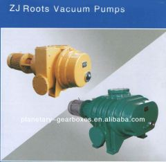 water ring vacuum pump with flange