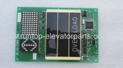 Elevator indicator PCB LHD-650A for Mitsubishi elevator parts